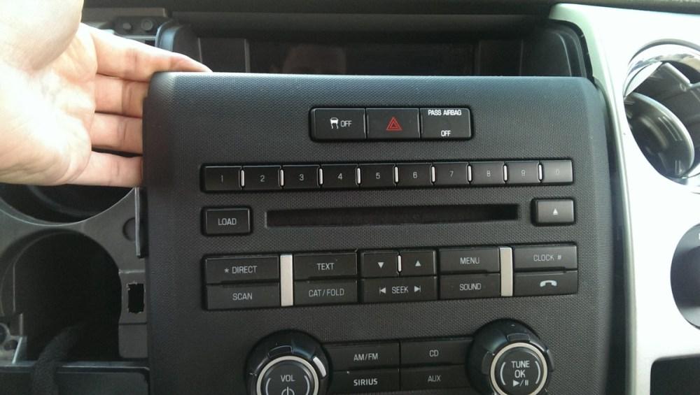 medium resolution of pull on the radio