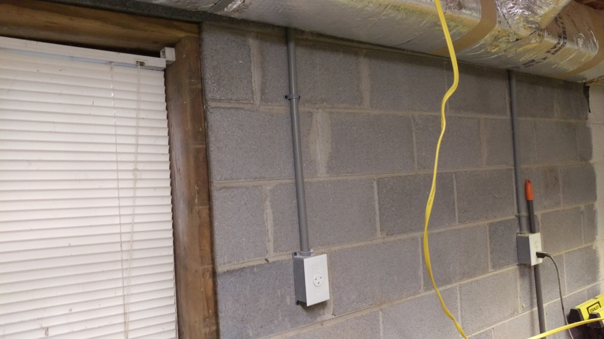 Wiring Multiple Wall Outlets