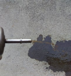 fuel filter spewing gunk after removal [ 1200 x 675 Pixel ]