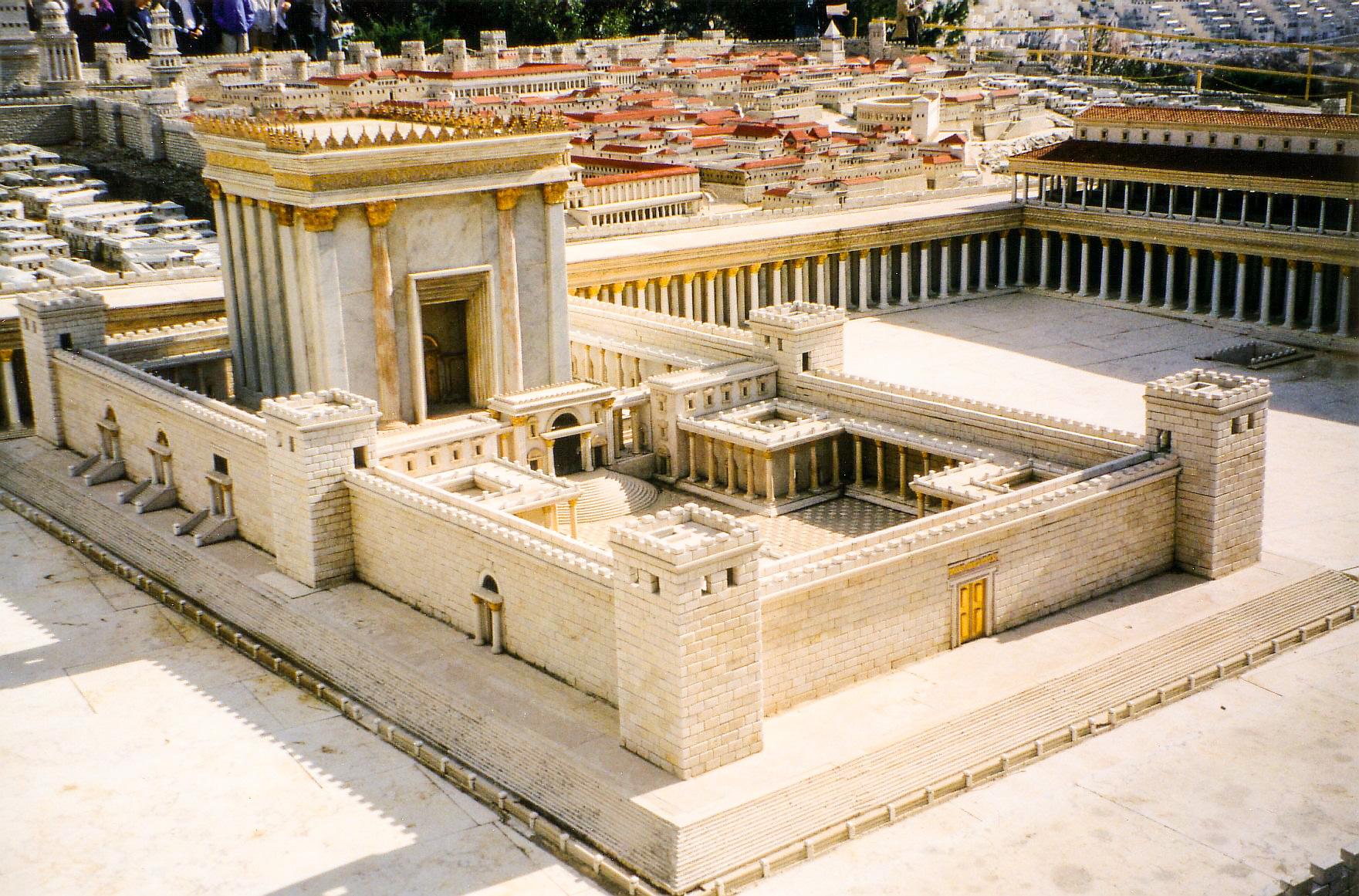 Le Temple de Dieu de Ludovic Rougé