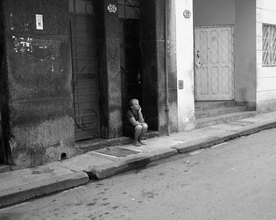 Old Havana, Dec. 2017, medium format film, Dida Kutz