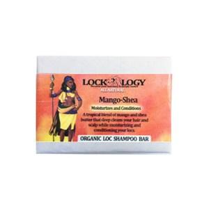 Mango-Shea Loc Shampoo Bar
