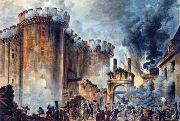 Rivoluzione francese - Presa della Bastiglia