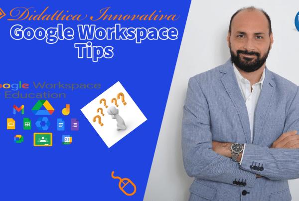 Google Workspace Tips