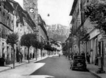 Amatrice Corso Anni '50
