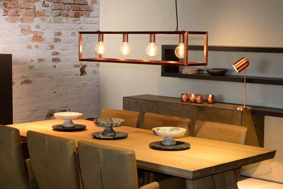 Jadalnia  studio owietlenia dekoracyjnego Dide light