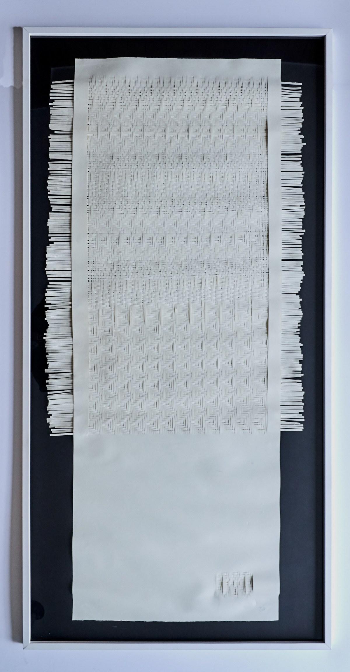 papel 100% algodón tejido