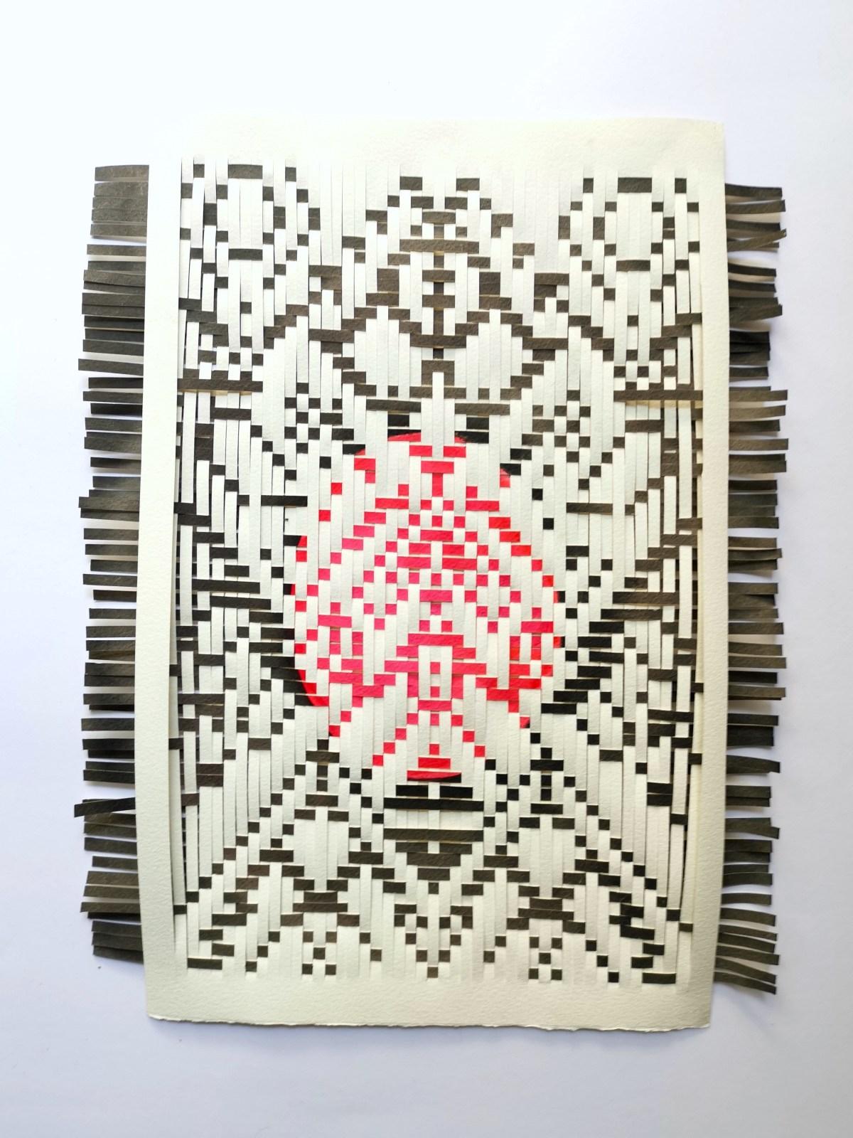 tejido de papel 100% algodón