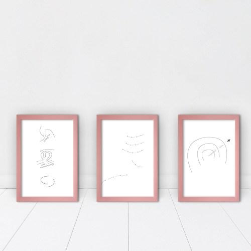 Dibujo digital, las cosas infintas #12 de Fernanda Barreto en espacio