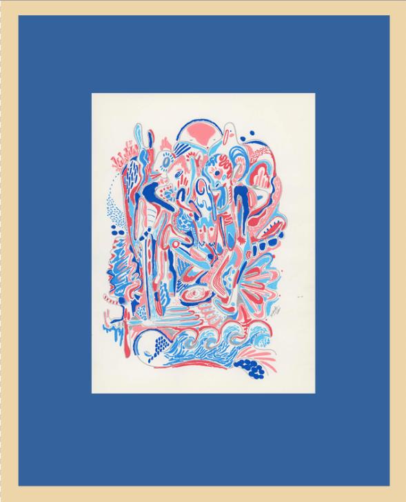 Obra Mar de Diana Quintero Vallejo