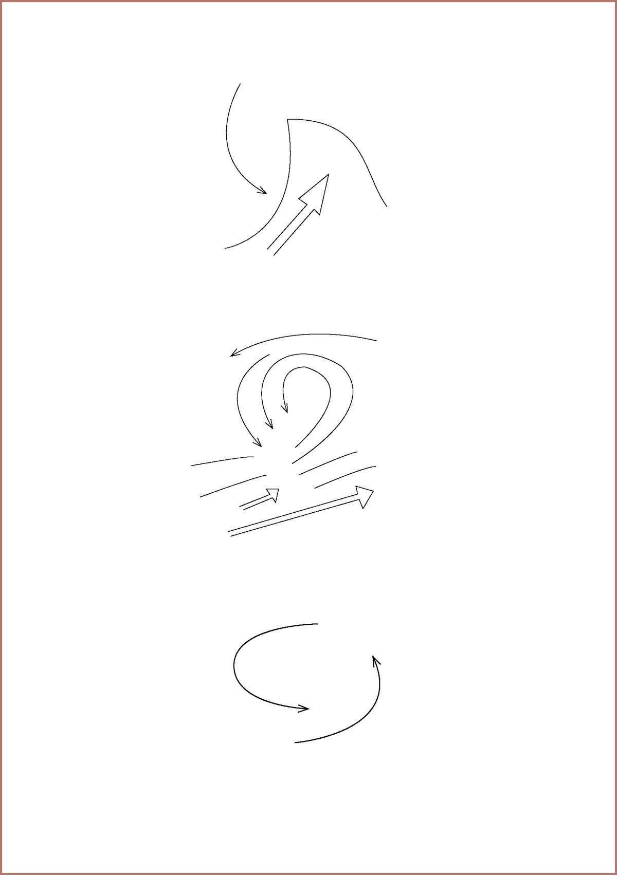 dibujo digital, las cosas infinitas #5 de Fernanda Barreto