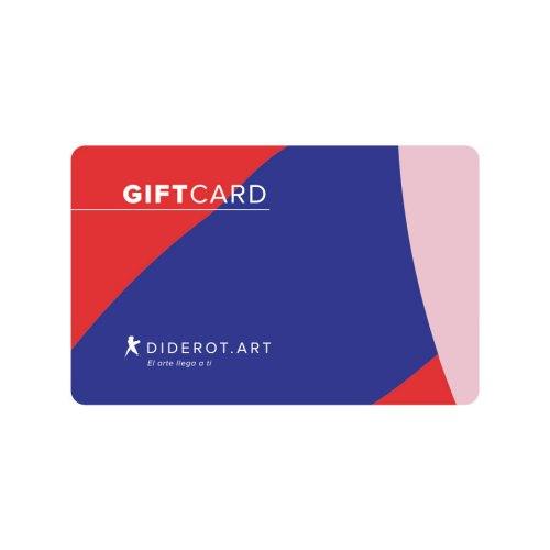 E-gift Card DiderotArt. Regala arte