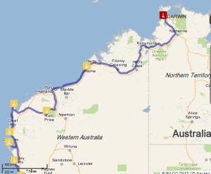 Days 27 – 36 : Broome to Darwin (across The Kimberley)   the didgeridon'ts
