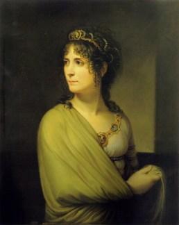 Les amours de Joséphine de Beauharnais