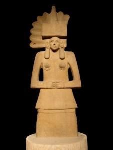 Tlazolteotl, la déesse des caresses bucco-génitales