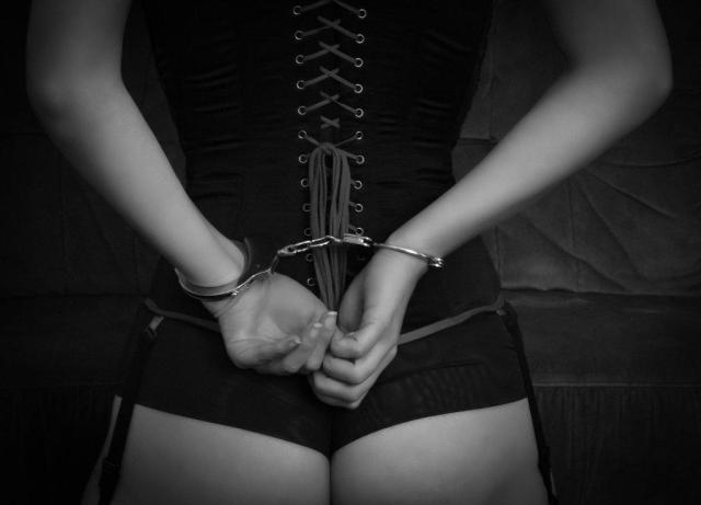 bondage, menottes, liens