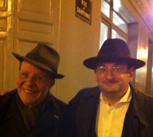 Gerard Haddad et Didier Long