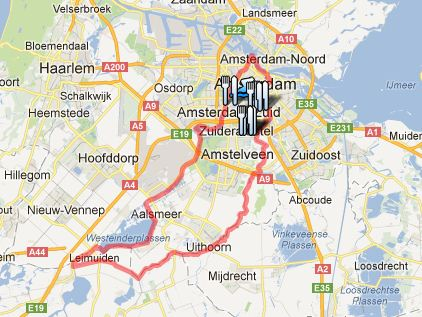 Amsterdam Erouv