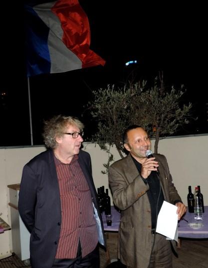 Michel Gad Wolkowicz-Olivier Rubinstein