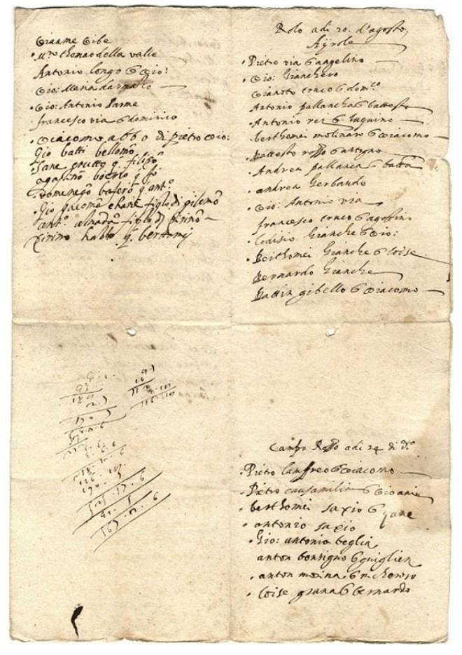 Liste de Jacob 2