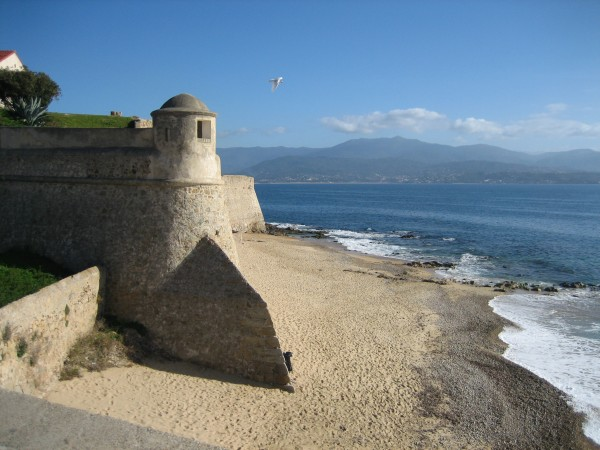 Citadelle d'Ajaccio