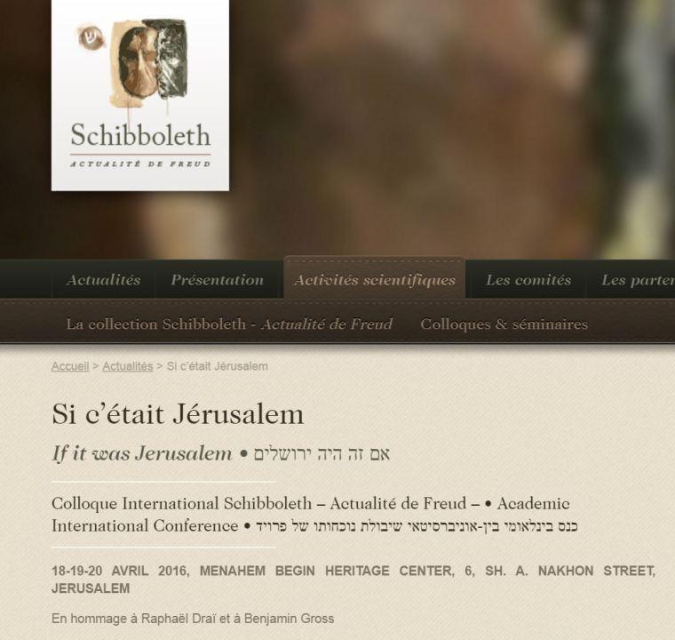 Schibolleth