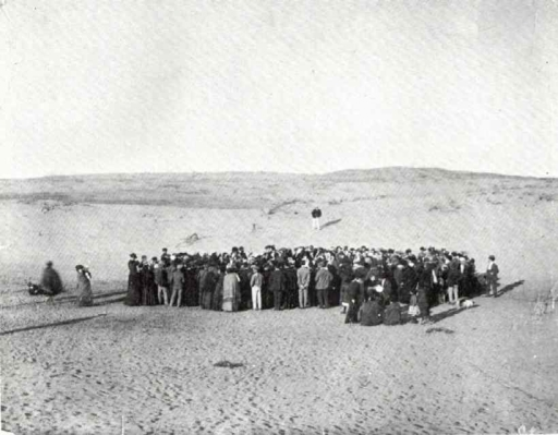 la-fondation-de-tel-aviv en 1909