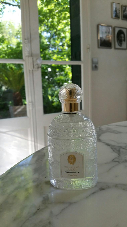 eau de fleur de cédrat