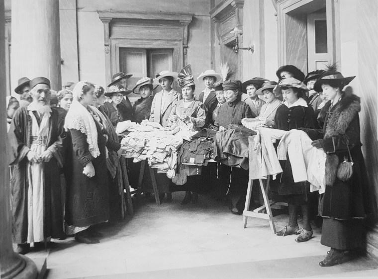 Juifs en Corse 1915