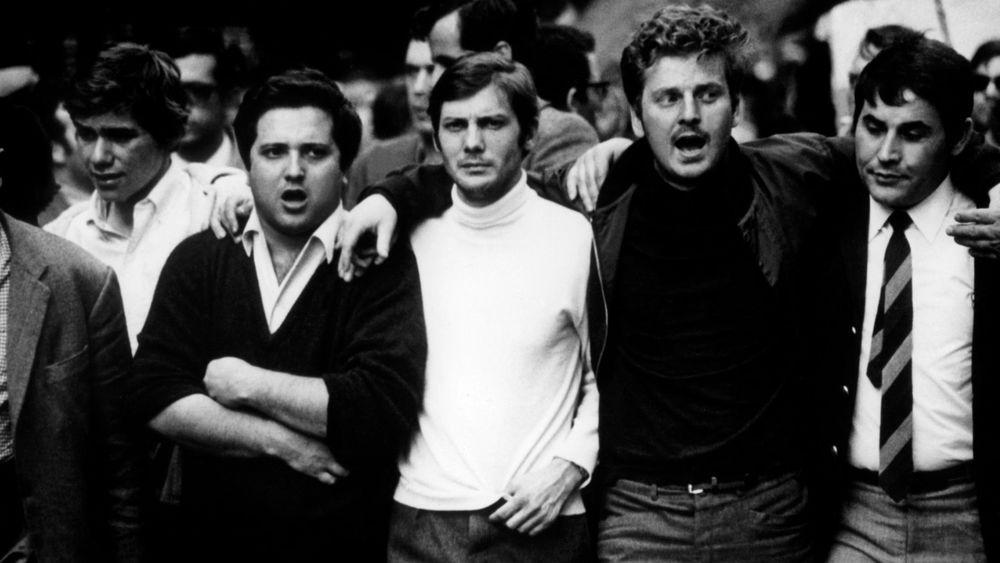 Manifestation en 1968