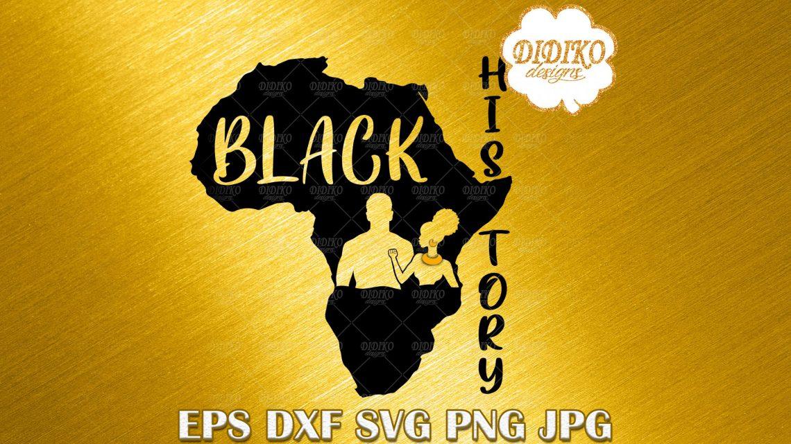 Download Black History SVG #4, Black Couple SVG, Black Love SVG ...