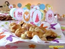 Домашни еклери със сладко от ягоди и шоколад