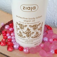Argan Oil Body Lotion By Ziaja Review