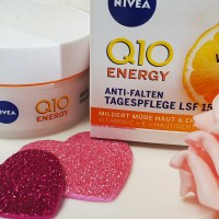 Nivea Q10 Energy Day Cream Review