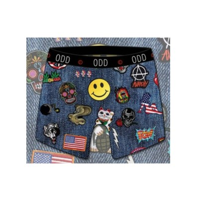 Patches Boxers
