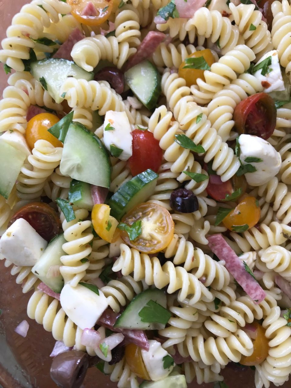 Why Pasta is The Family Cooks Best Friend - Podcast on Feeding Families.jpg