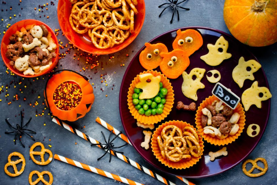 Ideas for Halloween Night Dinner - from easiest to super festive   Didn't I Just Feed You podcast