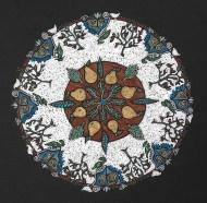 Mandala Pear - 9x12
