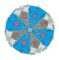 Garden Mandala (June) - SOLD