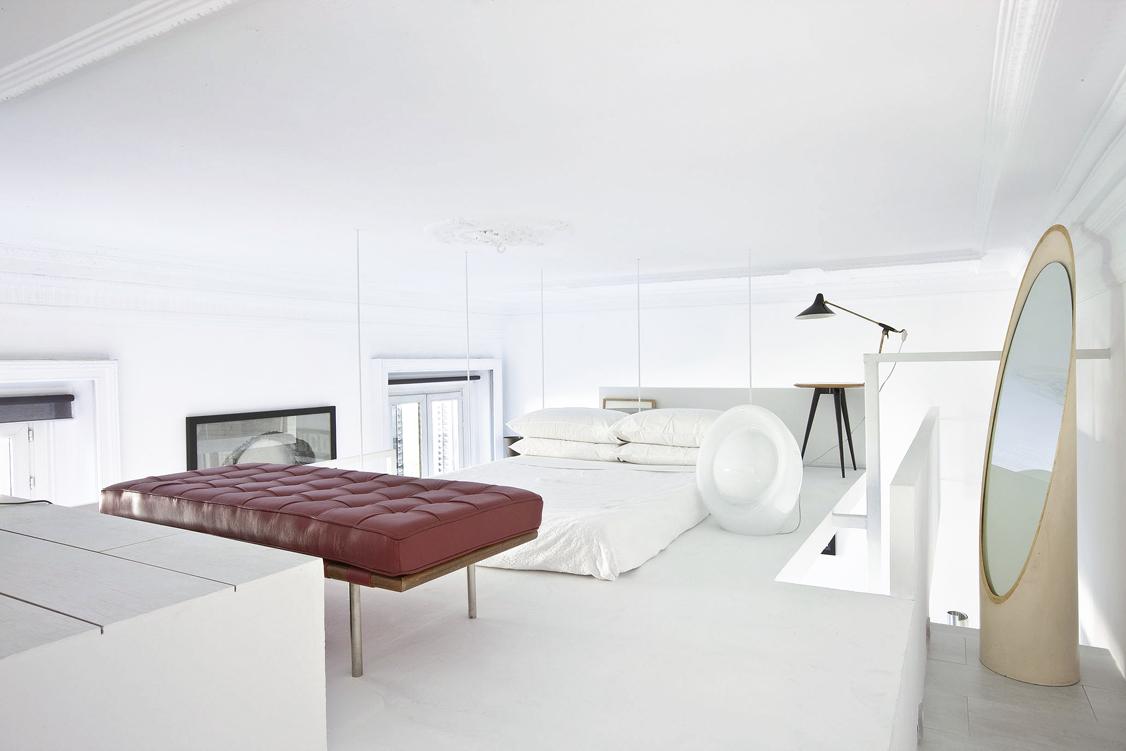 Kolumne Tour De Haus  Das Schlafzimmer