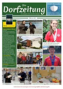 Die Dorfzeitung Reinickendorf Ausgabe Februar 2021