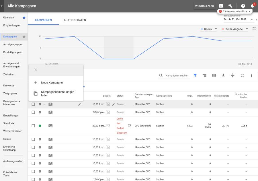 YouTube Werbung - Eine kostenlose Schritt-für-Schritt-Anleitung Youtube-Werbung-Kampagne-Erstellen-1