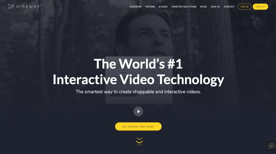 Interaktive Videos erstellen - Programme/Software, Baukasten/Maker - Anbieter/Agenturen wirewax
