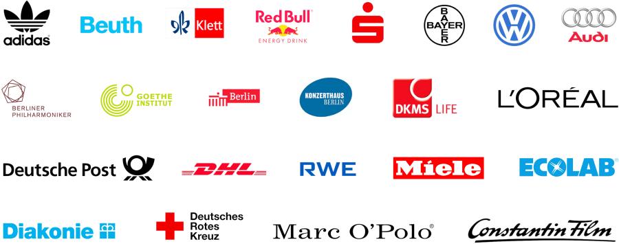 Referenzen, Stile & Beispiele für Film- & Videoproduktionen einheitberlin_kunden_logo_referenzen_quer-1024x404