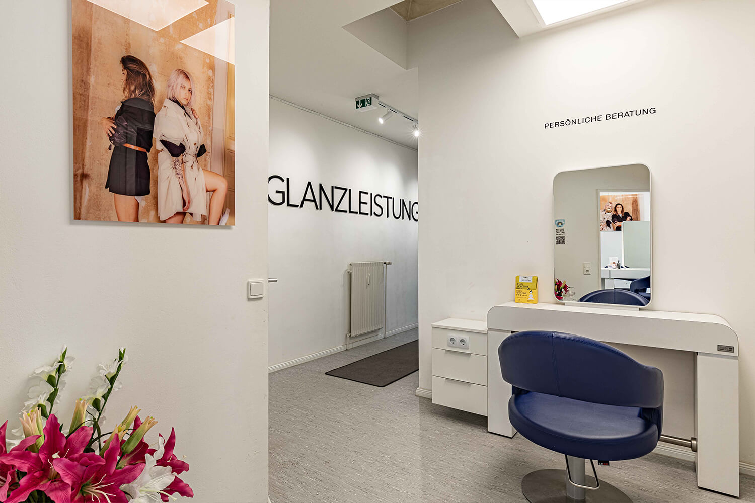 GLANZLEISTUNG for hair and care