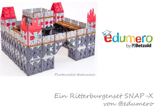 Gewinn: Ritterburgenset