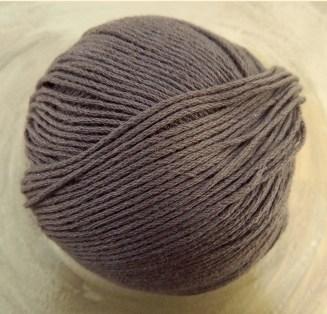 Atelier Zitron | Bio Baumwolle ohne Gentechnik Mocca | für Allergiker geeignet | © Die Maschen zum Glück