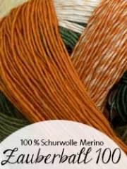© Die Maschen zum Glück | Zauberball 100 von Schoppel Wolle