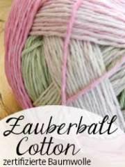 © Die Maschen zum Glück | Zauberball Cotton von Schoppel Wolle | zertifizierte Baumwolle
