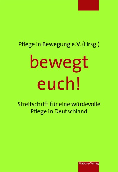 """Cover """"Bewegt euch!"""""""